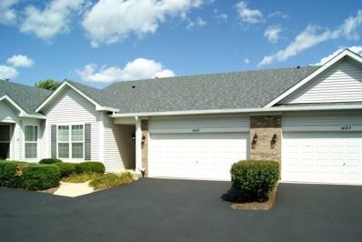 1481 W Ludington Circle, Romeoville, IL 60446 - #: 10439500
