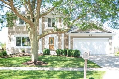 1155 Scarlet Oak Circle, Aurora, IL 60506 - #: 10441644