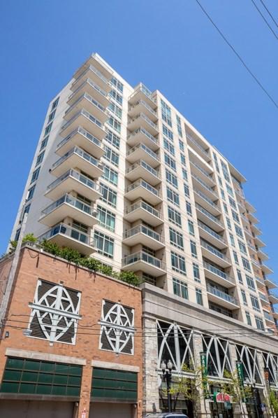 230 W Division Street UNIT 1508, Chicago, IL 60610 - #: 10445999