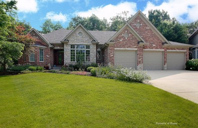 2922 Black Walnut Lane, St. Charles, IL 60174 - #: 10447604