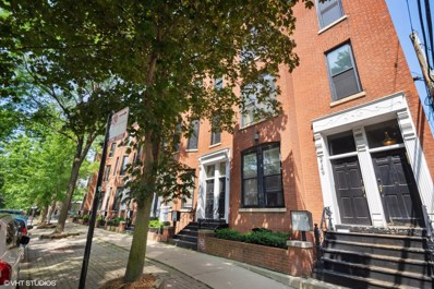 2149 N Seminary Avenue NORTH UNIT C, Chicago, IL 60614 - #: 10451325
