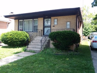 399 Yates Avenue, Calumet City, IL 60409 - #: 10451715