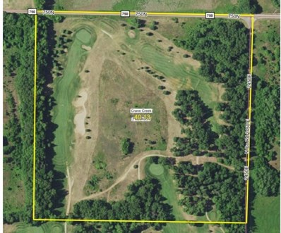 40 Acres E Co Rd 750N Road, Out of Market Area, IL  - #: 10456518