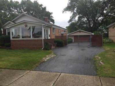 8837 Tulley Avenue, Oak Lawn, IL 60453 - #: 10457965