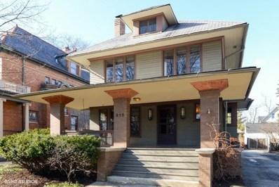 615 N Oak Park Avenue, Oak Park, IL 60302 - #: 10461149