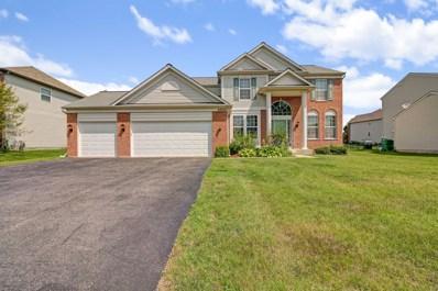 24902 Prairie Grove Drive, Plainfield, IL 60585 - #: 10463476