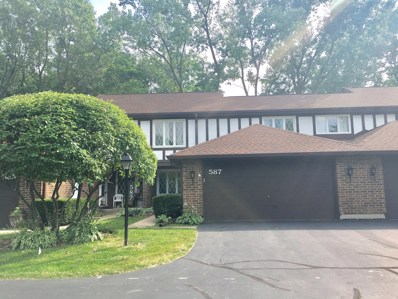 587 St Andrews Court, Crystal Lake, IL 60014 - #: 10466174