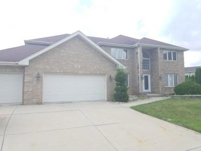 616 Sommersville Court, Matteson, IL 60443 - #: 10467223