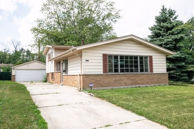 326 N Orchard Drive, Park Forest, IL 60466 - #: 10488300
