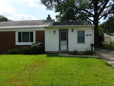 1634 N Prairie Avenue, Crest Hill, IL 60403 - #: 10490613