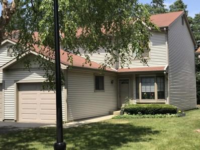 318 E Forest Knoll Drive, Palatine, IL 60074 - #: 10493365