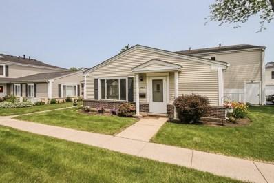1461 Quaker Lane UNIT 119A, Prospect Heights, IL 60070 - #: 10493836