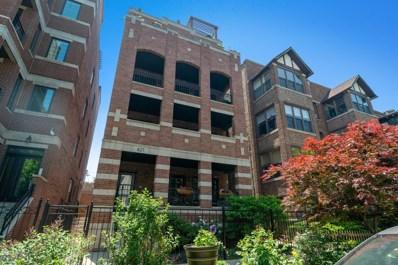 627 W Buckingham Place UNIT 4, Chicago, IL 60657 - #: 10497867