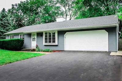 4 Brockway Drive, Oswego, IL 60543 - #: 10500025
