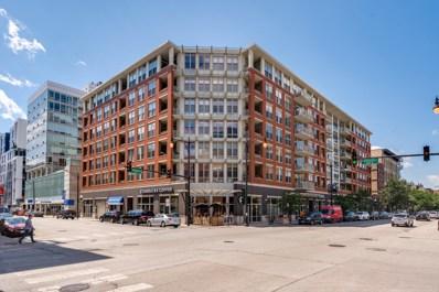 1001 W Madison Street UNIT 511, Chicago, IL 60607 - #: 10505030