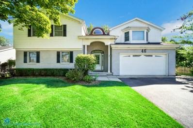46 Timber Hill Road, Buffalo Grove, IL 60089 - #: 10509160