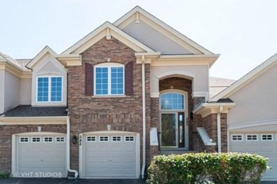 585 E Saddlebrook Lane UNIT 585, Vernon Hills, IL 60061 - #: 10509333