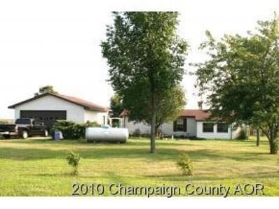 2399 E County Road 2800 N Road, Gifford, IL 61847 - #: 10511662