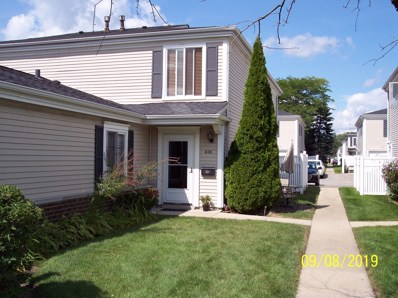 606 E Old Willow Road UNIT 181C, Prospect Heights, IL 60070 - #: 10512250