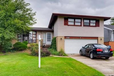 10413 Georgia Lane, Oak Lawn, IL 60453 - #: 10513230