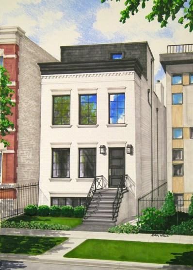 1827 W Erie Street, Chicago, IL 60622 - #: 10514674