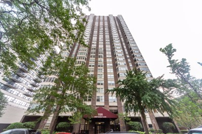 525 W Hawthorne Place UNIT 2306, Chicago, IL 60657 - #: 10515385