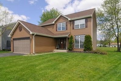216 Angela Circle, Oswego, IL 60543 - #: 10516758