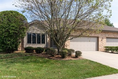 154 Bent Tree Lane, New Lenox, IL 60451 - #: 10518515