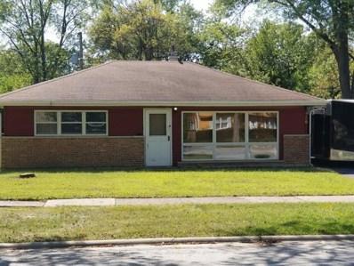 269 Blackhawk Drive, Park Forest, IL 60466 - #: 10521516