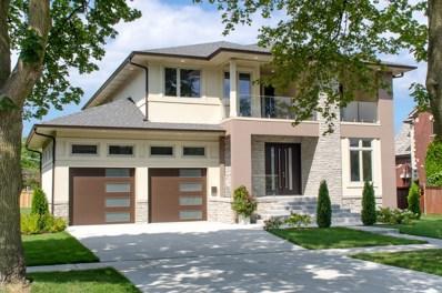 1606 Elliott Street, Park Ridge, IL 60068 - #: 10521867