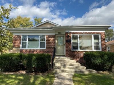 2724 Woodworth Place, Hazel Crest, IL 60429 - #: 10523476