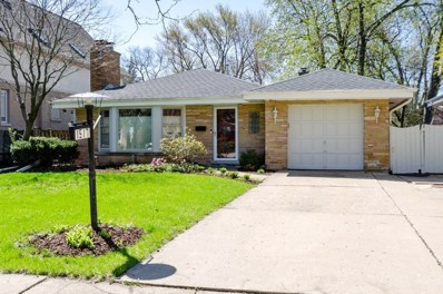1517 Belleplaine Avenue, Park Ridge, IL 60068 - #: 10525488