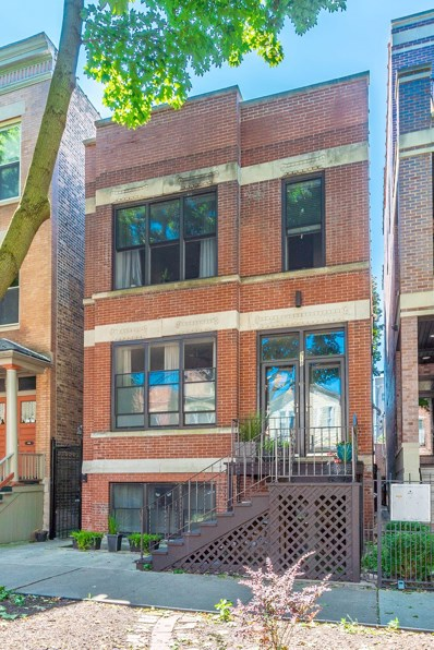 918 N Winchester Avenue UNIT 2, Chicago, IL 60622 - #: 10528235