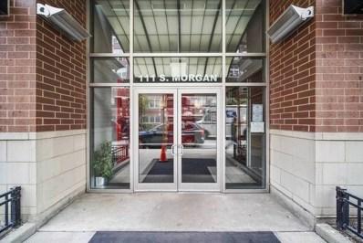 111 S Morgan Street UNIT 905, Chicago, IL 60607 - #: 10528955