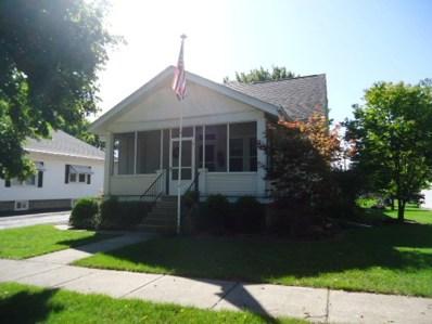 203 E 4th Street, Gridley, IL 61744 - #: 10530429