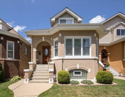 5724 W Cullom Avenue, Chicago, IL 60634 - #: 10532923