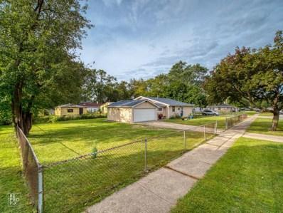 16507 Honore Avenue, Markham, IL 60428 - #: 10533914