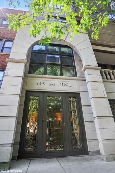 545 W Aldine Street UNIT 4F, Chicago, IL 60657 - #: 10534556