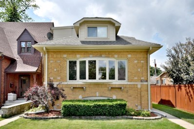 6732 N Odell Avenue, Chicago, IL 60631 - #: 10535483