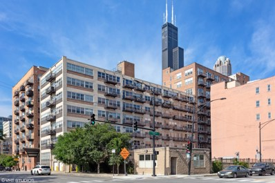 500 S Clinton Street UNIT 446, Chicago, IL 60607 - #: 10536691