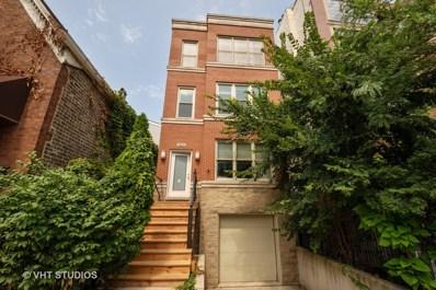 1814 W Armitage Avenue UNIT 3, Chicago, IL 60622 - #: 10536705