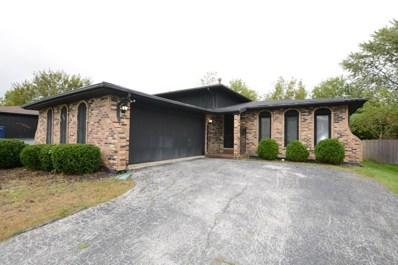 735 Violet Lane, Matteson, IL 60443 - #: 10539054