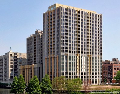 720 N Larrabee Street UNIT 1701, Chicago, IL 60654 - #: 10540018