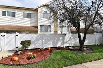 392 Park Ridge Lane UNIT F, Aurora, IL 60504 - #: 10540633