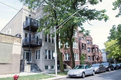 2052 N Campbell Avenue UNIT 3W, Chicago, IL 60647 - #: 10544569