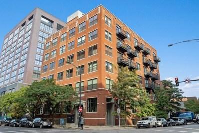 106 N Aberdeen Street NORTH UNIT 3H, Chicago, IL 60607 - #: 10545340