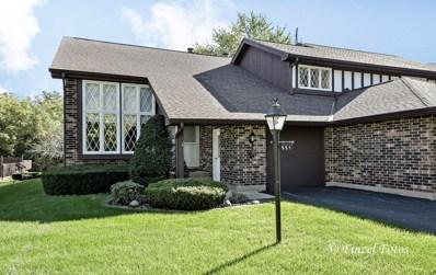 551 Cress Creek Lane, Crystal Lake, IL 60014 - #: 10548843