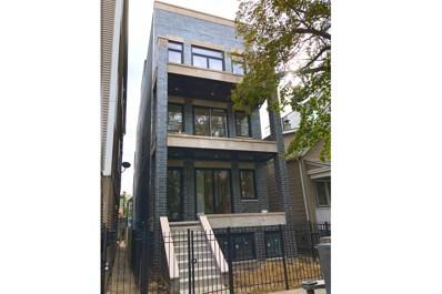 1711 W Roscoe Street UNIT 3, Chicago, IL 60657 - #: 10551220