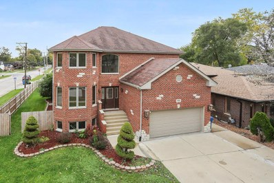 5801 W 90th Place, Oak Lawn, IL 60453 - #: 10555555