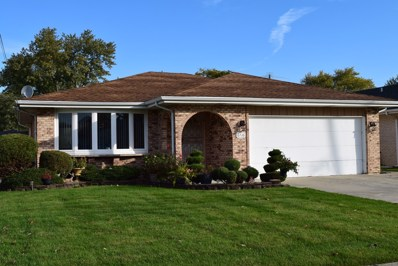 6716 W 89th Place, Oak Lawn, IL 60453 - #: 10556871